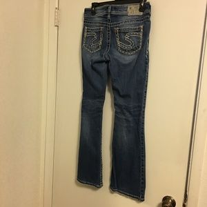Silver Jeans Jeans - Silver Suki Jeans Waist 28